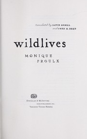 Cover of: Wildlives