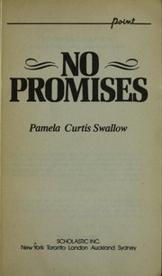 Cover of: No promises | Pamela Curtis Swallow