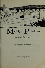 Molly Pitcher, young patriot