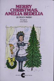 Cover of: Merry Christmas, Amelia Bedelia | Peggy Parish
