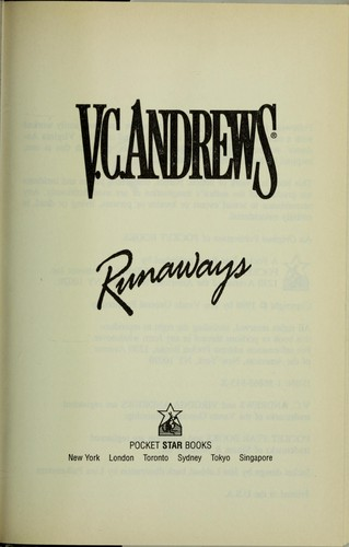 Runaways by V. C. Andrews