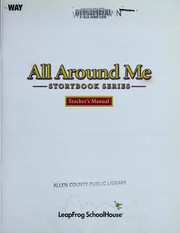 Cover of: All around me | LeapFrog (Firm)
