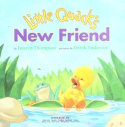Cover of: Little Quack's new friend