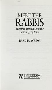 Cover of: Meet the rabbis