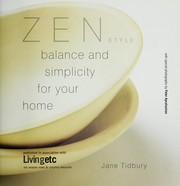 Cover of: Zen style