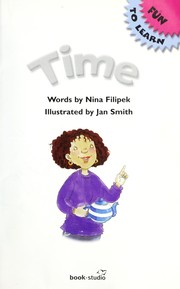 Cover of: Time | Nina Filipek