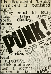 Cover of: Not another punk book!