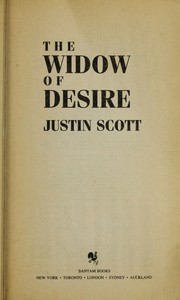 Cover of: Widow of Desire, The |