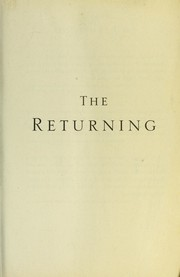 Cover of: The Returning