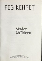 Cover of: Stolen children