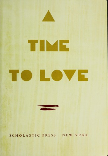 A time to love : stories from the Old Testament by