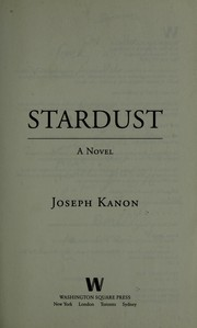 Cover of: Stardust