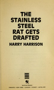 Cover of: The stainless steel rat gets drafted