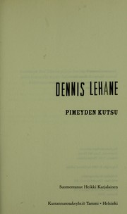 Cover of: Pimeyden kutsu
