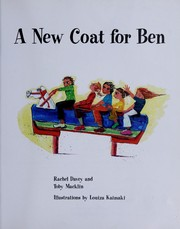 Cover of: A new coat for Ben | Rachel Davey