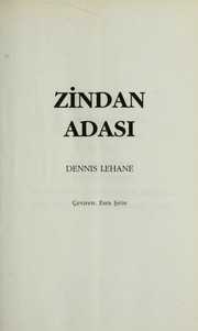Cover of: Zindan adas♯ł