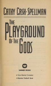 Cover of: The playground of the Gods