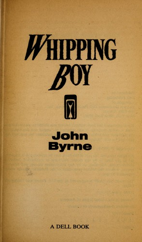 The Whipping Boy by John Byrne