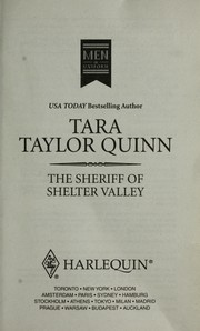 Cover of: The sheriff of Shelter Valley