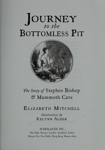 Journey to the bottomless pit by Mitchell, Elizabeth
