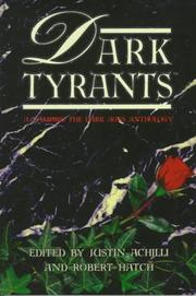 Dark Tyrants (Vampire - the Dark Ages) by