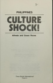 Cover of: Culture shock!