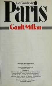 Cover of: Le Guide de Paris