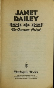 Cover of: No quarter asked | Janet Dailey