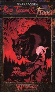 Cover of: Red Talons & Fianna (Werewolf: The Apocalypse: Tribe Novel, Book 3) | Eric Griffin