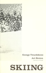Cover of: Skiing | George Twardokens