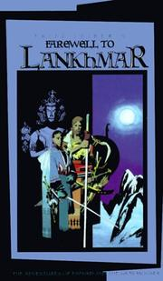 Cover of: Farewell to Lankhmar: The Adventures of Fafhrd and the Gray Mouser (Lankhmar Series)