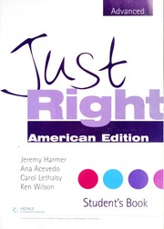 Cover of: Just Right (Us) - Advanced | Wilson, Ken