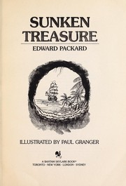 Cover of: Sunken Treasure