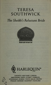 Cover of: The sheikh's reluctant bride