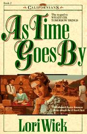 Cover of: As time goes by