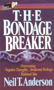 Cover of: The Bondage Breaker Audiobook