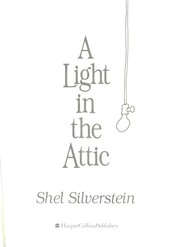 Cover of: A light in the attic