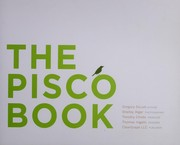 Cover of: The Pisco Book