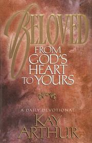 Cover of: Beloved: From God's Heart to Yours: A Daily Devotional