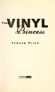 Cover of: The Vinyl Princess