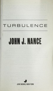 Cover of: Turbulence