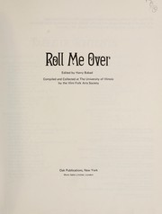 Roll me over by Harry Babad