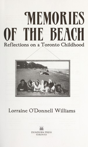 Memories of the Beach by Lorraine O'Donnell Williams