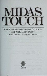 Cover of: Midas touch
