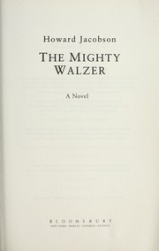 Cover of: The mighty Walzer