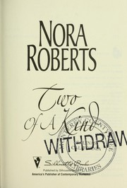 Cover of: Two of a kind | Nora Roberts