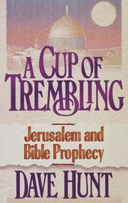 Cover of: A cup of trembling
