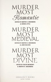 Cover of: Murder Most |