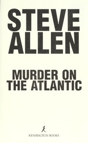 Cover of: Murder on the Atlantic
