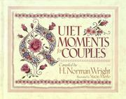 Cover of: Quiet moments for couples |